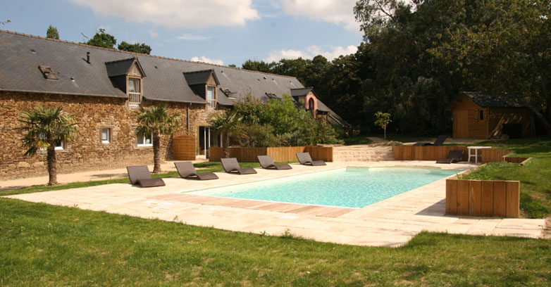 Super Cottages Rental In Brittany France Download Free Architecture Designs Terstmadebymaigaardcom